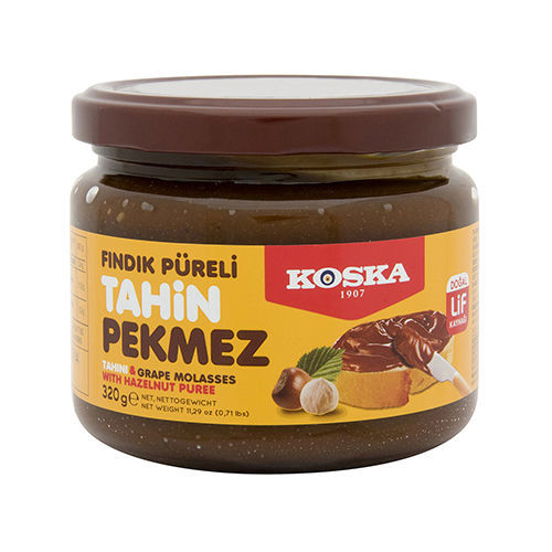 Picture of KOSKA Sesame Paste & Grape Molases w/ Hazelnuts 350g