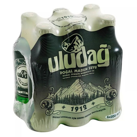 Picture of ULUDAG Natural Mineral Water 6pk