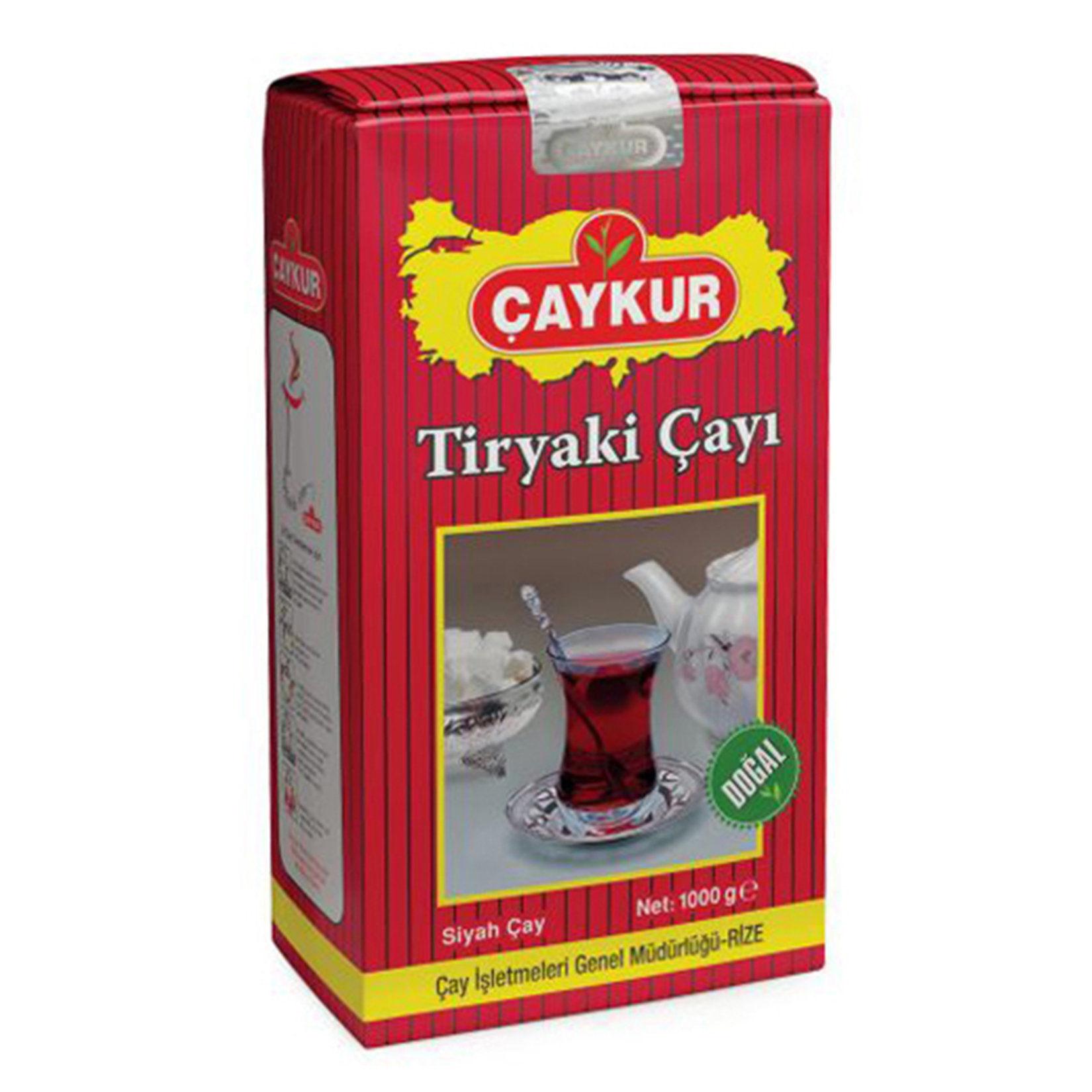 Picture of TIRYAKI Black Tea 500g