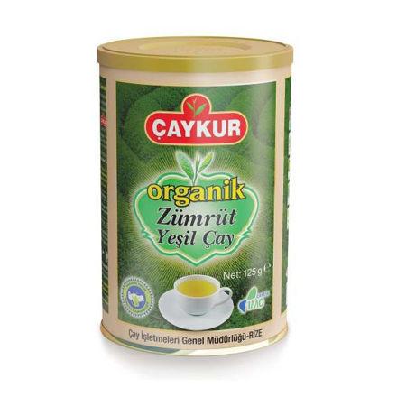 Picture of ZUMRUT Organic Green Tea 125g