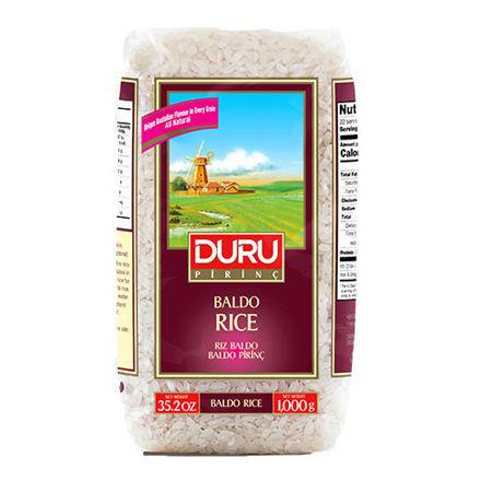 DURU Baldo Pirinc 1kg resmi