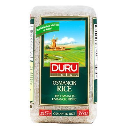 Picture of DURU Osmancik Rice 1kg