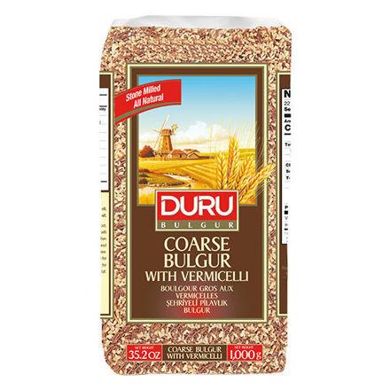 Picture of DURU Coarse Bulgur w/ Vermicelli 1kg