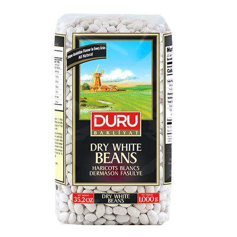 Picture of DURU White Beans 1kg