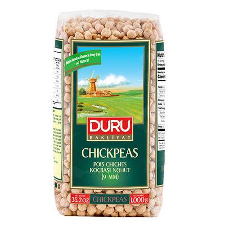 Picture of DURU Chickpeas 1kg