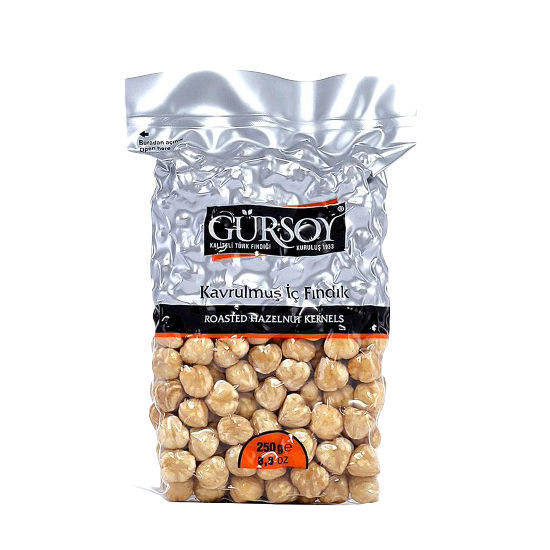 Picture of GURSOY Roasted Hazelnuts 250g