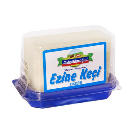 TAHSILDAROGLU Ezine Keci Peyniri 350g resmi