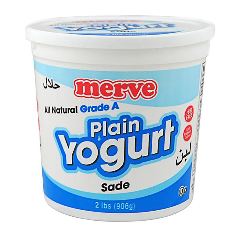 MERVE Sade Yogurt 2lb resmi