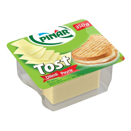 Picture of PINAR Sliced Kashkaval Cheese 350g