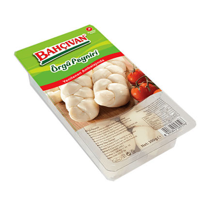 Picture of BAHCIVAN Orgu Cheese 200g