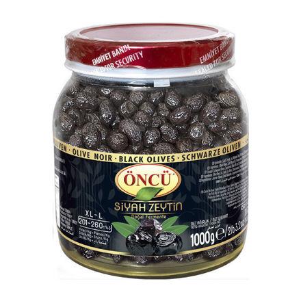 Picture of ONCU Black Olives  L/XL 1kg