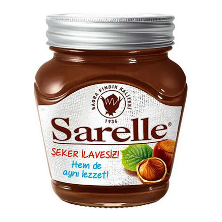 Picture of SARELLE Sugar Free Chocolate Hazelnut Paste 350g