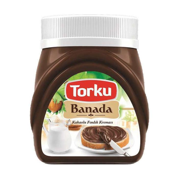 Picture of TORKU Cocoa Hazelnut Spread 370g