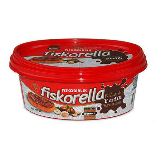 Picture of FISKORELLA Cocoa Hazelnut Spread 400g