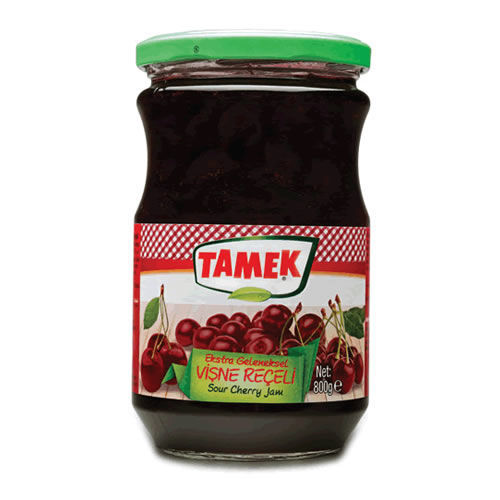 Picture of TAMEK Sour Cherry Preserves 800g