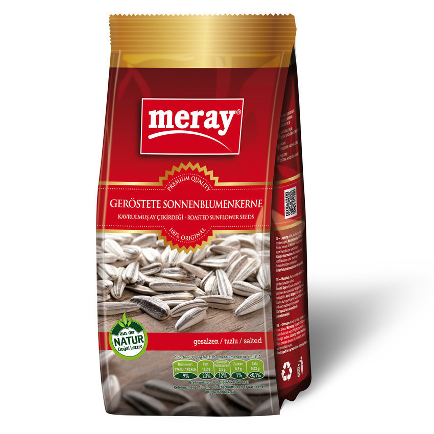 Picture of MERAY Sunflower Seeds 300g