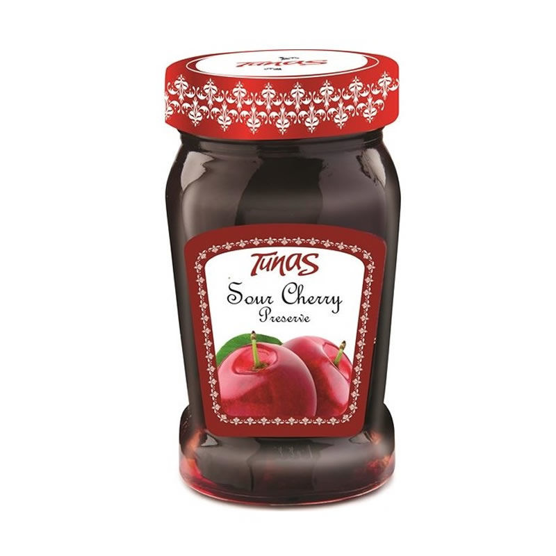 Picture of TUNAS Sour Cherry Preserves 800g
