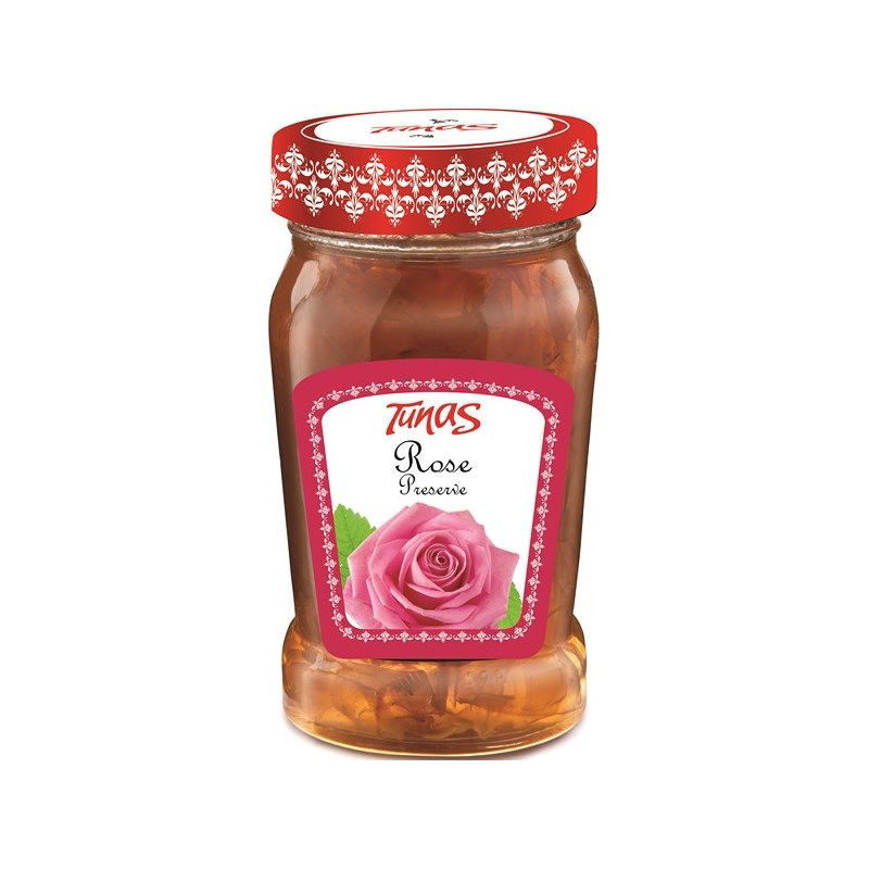 Picture of TUNAS Rose Preserves 800g