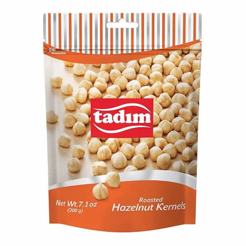 Picture of TADIM Roasted Hazelnuts 200g