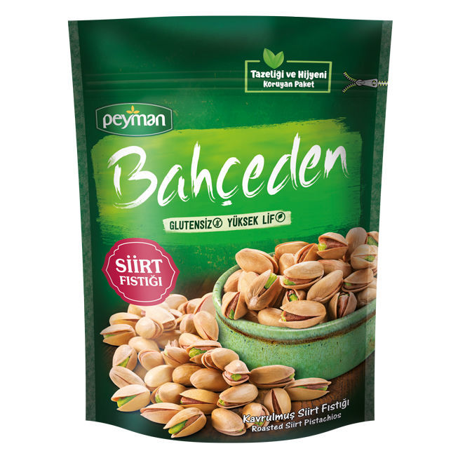Picture of PEYMAN  Siirt Pistachios 130g