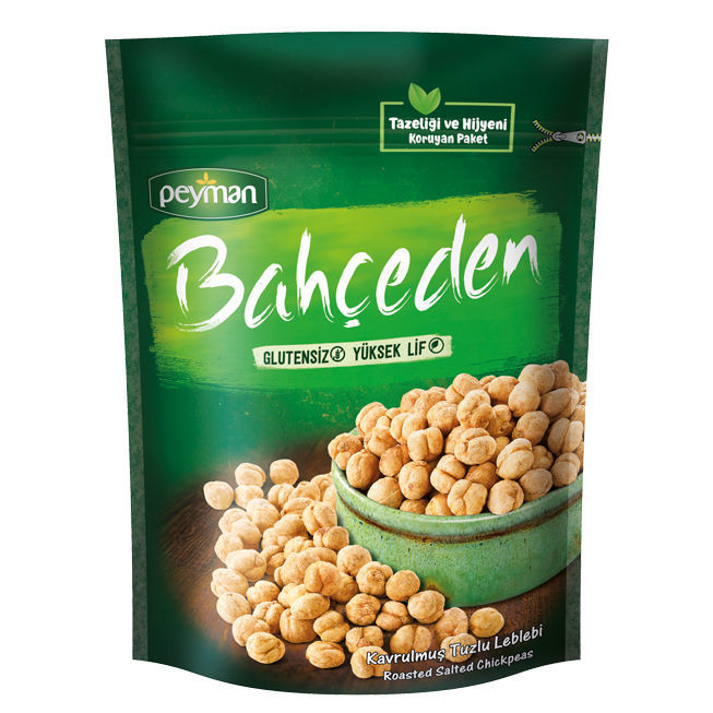Picture of PEYMAN  Salted Chickpeas 150g
