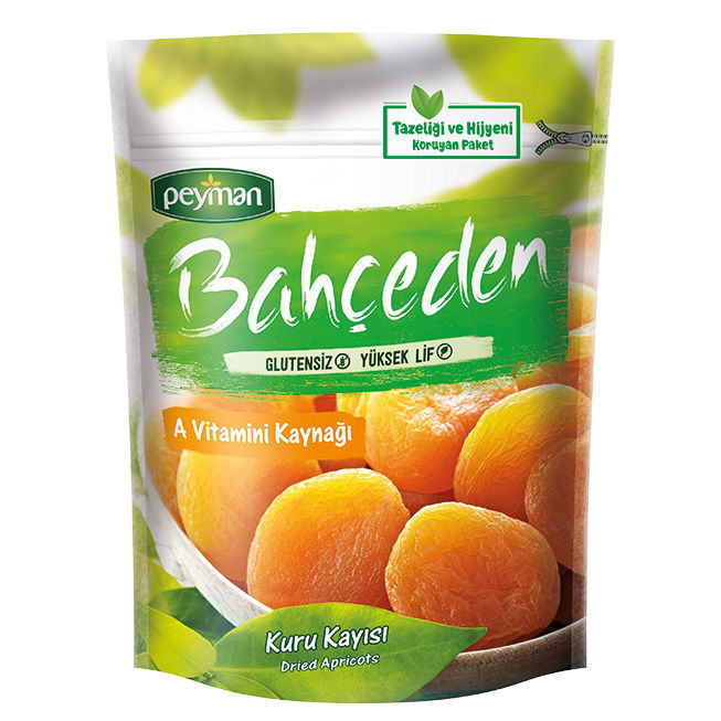 Picture of PEYMAN Dried Apricots 150g