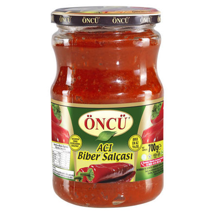 Picture of ONCU Hot Pepper Paste 700g