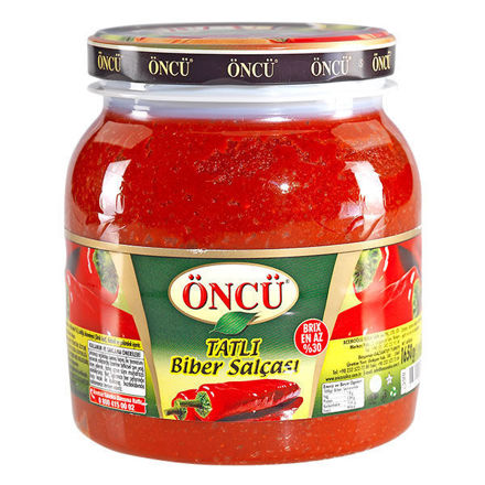 Picture of ONCU Mild Pepper Paste 1650g