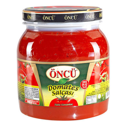 Picture of ONCU Tomato Paste 1650g