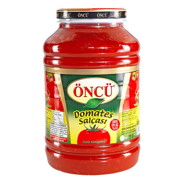 ONCU Tomato Paste 4300g resmi