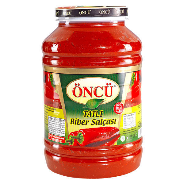 Picture of ONCU Mild Pepper Paste 4300g