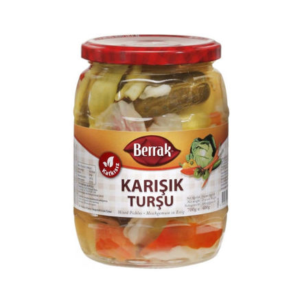 Picture of BERRAK Mixed Pickles 720ml