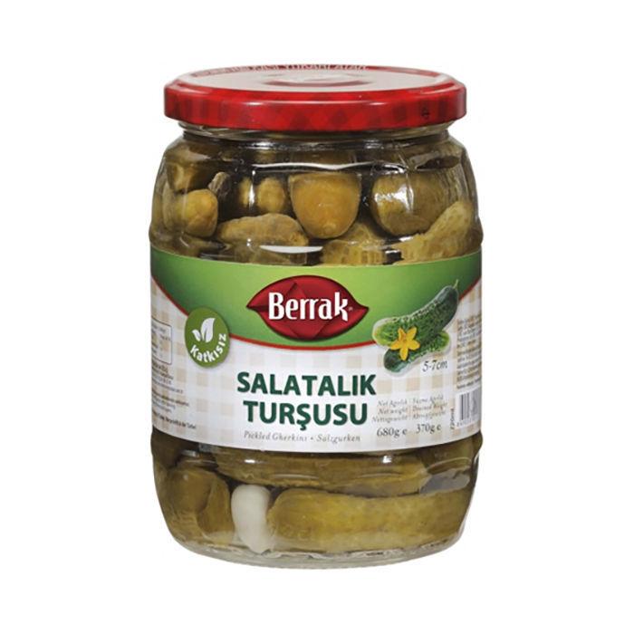 Picture of BERRAK Cornichon Pickles 720ml