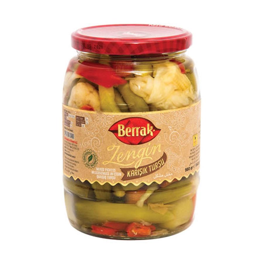 Picture of BERRAK Premium Mixed Pickles 1062ml