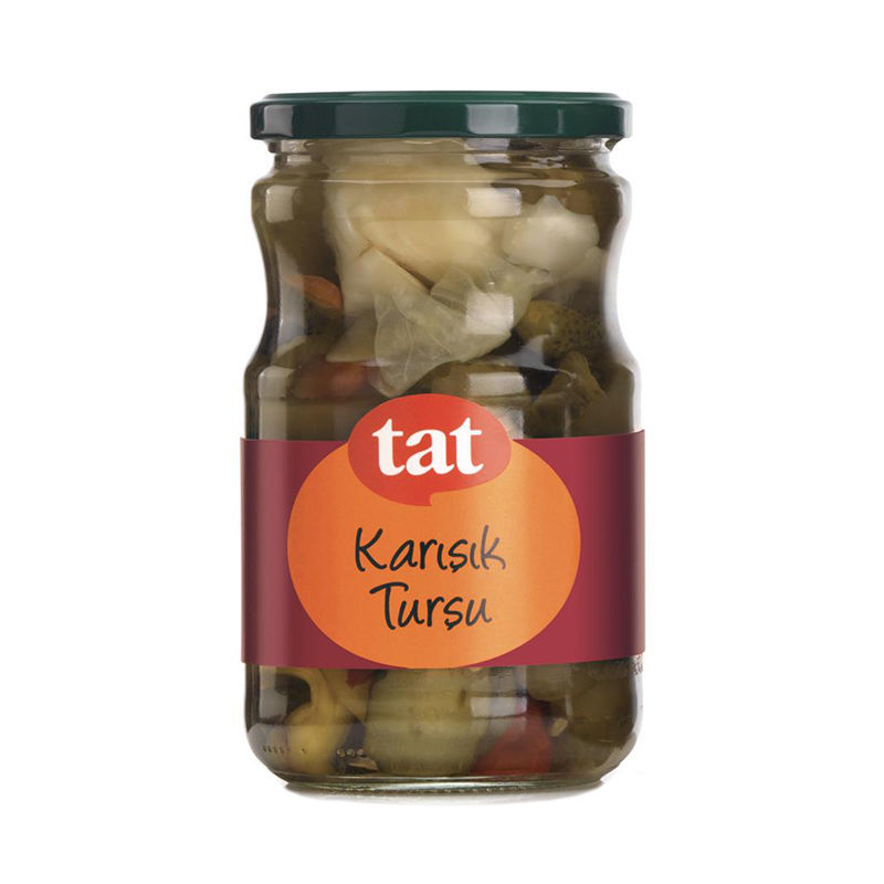 Picture of TAT Mixed Pickles 720ml