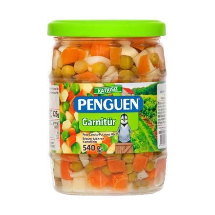 Picture of PENGUEN Peas, Carrot, Potato Mix 540g