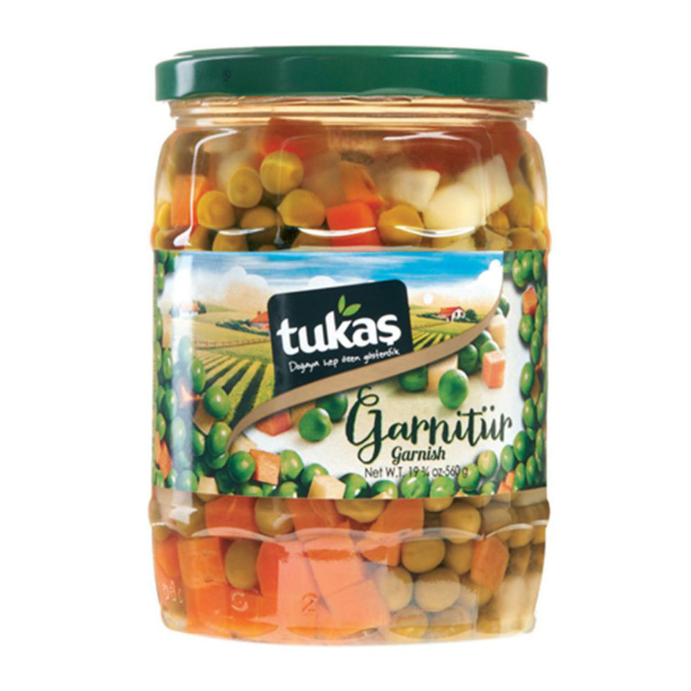 Picture of TUKAS Peas, Carrot, Potato Mix 540g