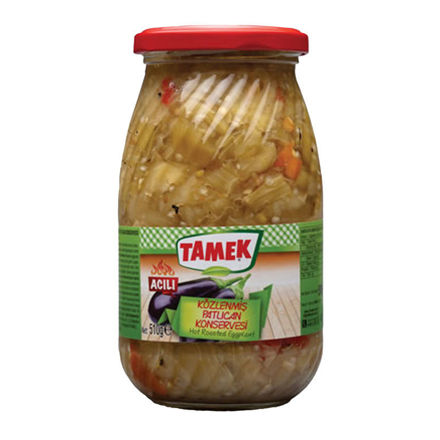 Picture of TAMEK Roasted Eggplant (Hot) 510g