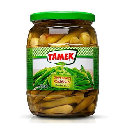 Picture of TAMEK Pointed Okra 670g