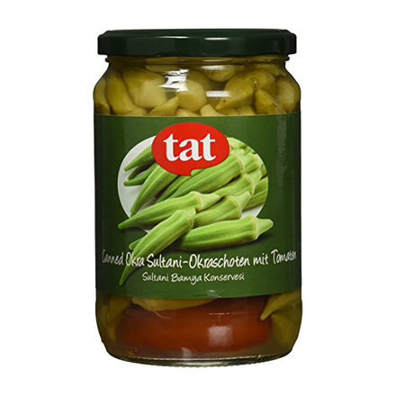 Picture of TAT Pointed Okra 670g