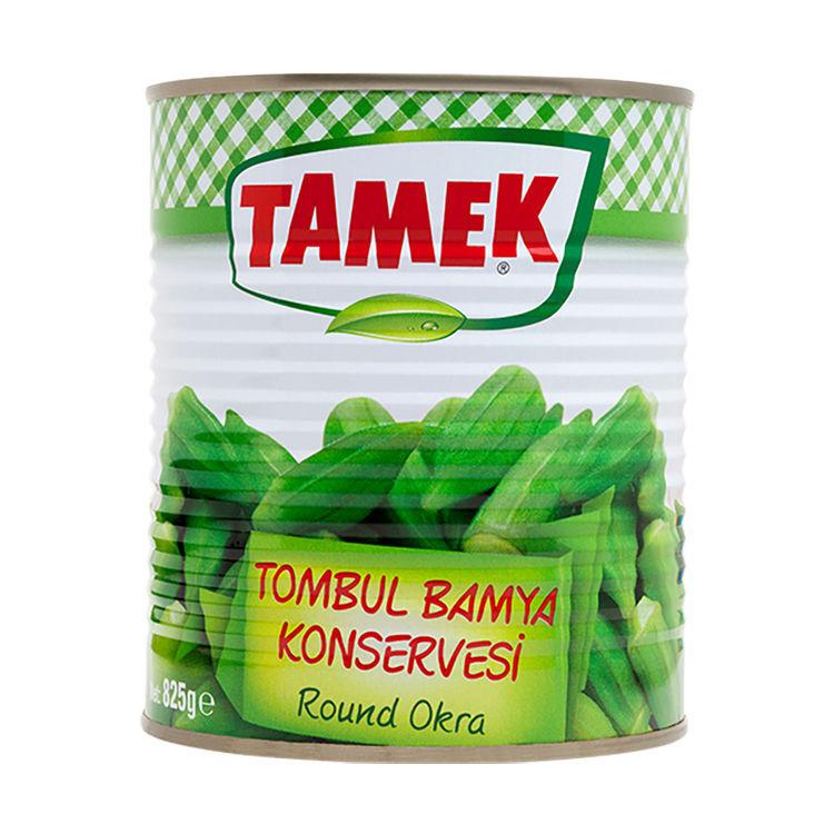 Picture of TAMEK Round Okra 800g