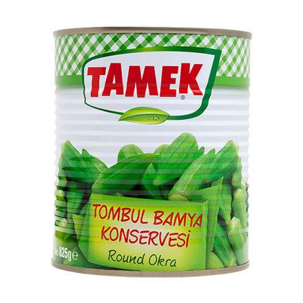 TAMEK Tombul Bamya 800g resmi