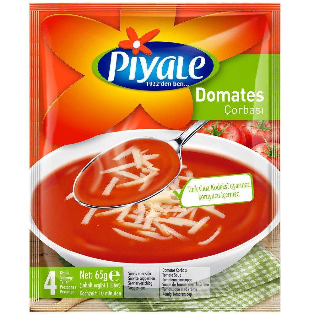 Picture of PIYALE Tomato Soup 65g