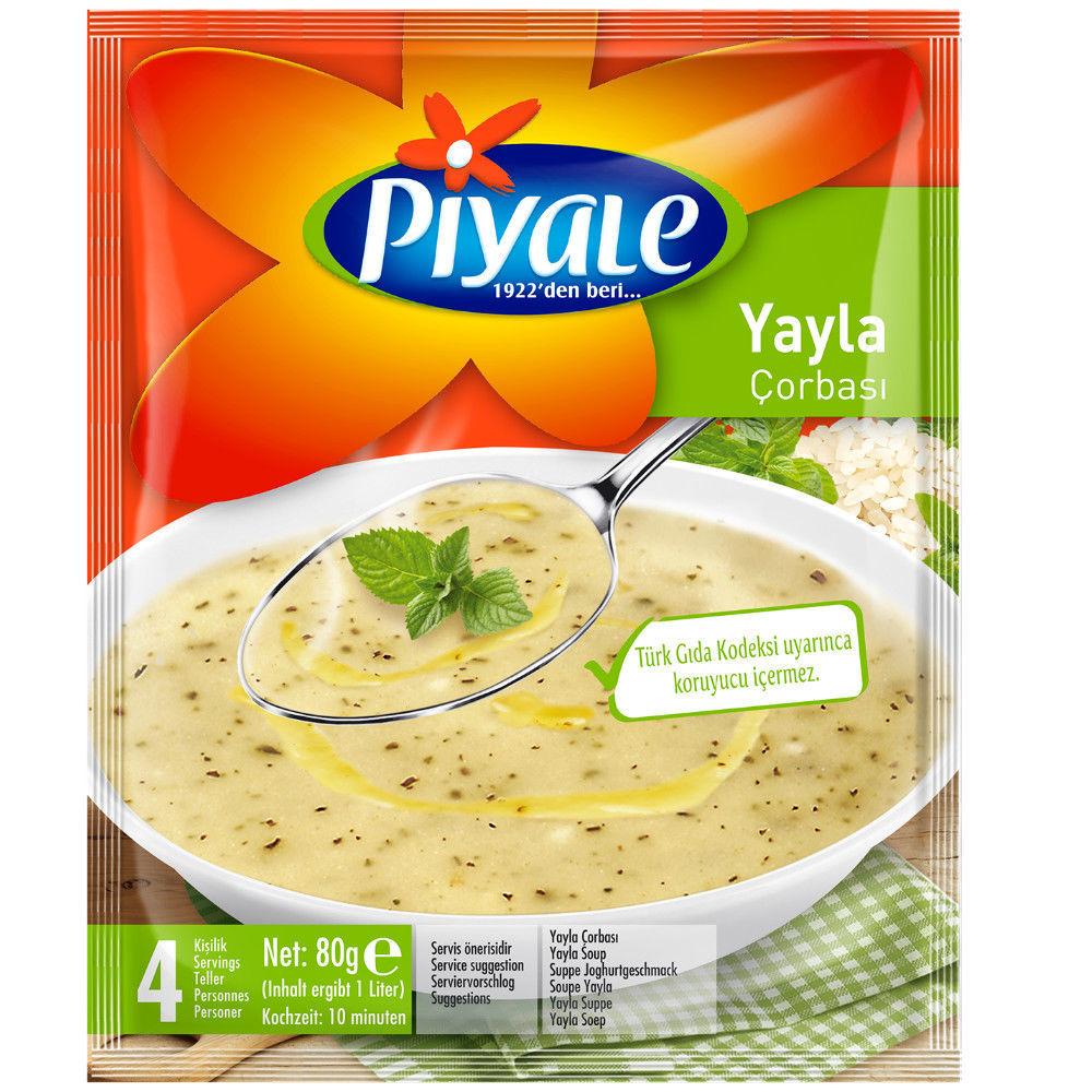 Picture of PIYALE Yogurt Soup 65g