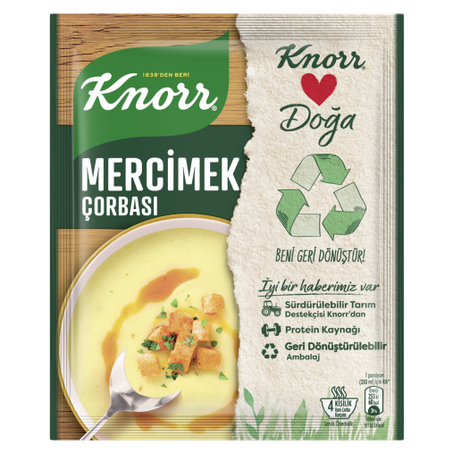 Picture of KNORR Lentil Soup 65g