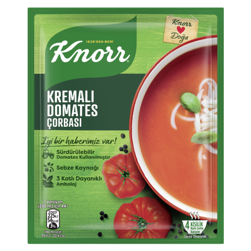 Picture of KNORR Creamy Tomato Soup 65g