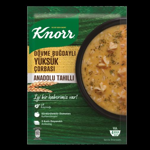 Picture of KNORR Anatolian Yuksuk Soup w/ Buckwheat 100g