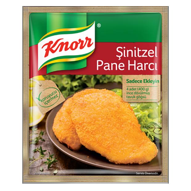KNORR Sinitsel Pane Harci 90g resmi