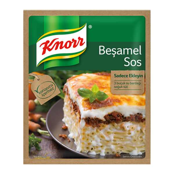 Picture of KNORR Béchamel Sauce Mix 90g