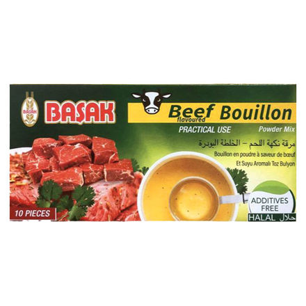 Picture of BASAK Beef Bouillon 100g